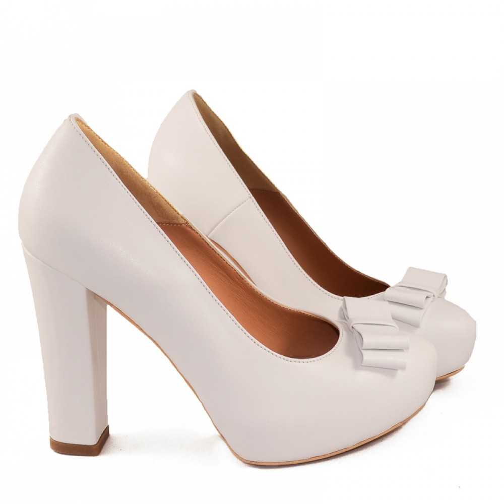 Pantofi Albi Karina