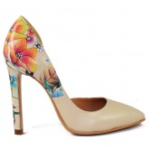 STILETTO IVORY FLORAL