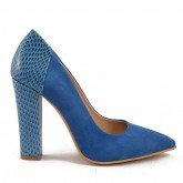 STILETTO BLUE SNAKE