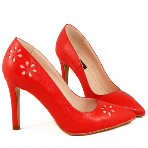STILETTO RED LADY