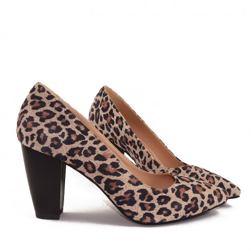 MINISTILETTO ANIMAL PRINT - poza 2