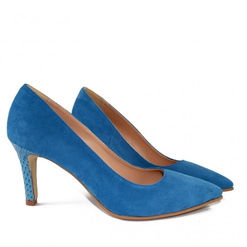 MINI STILETTO BLUE - poza 2