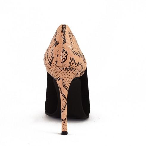 Pantofi Black Pyton  - poza 3