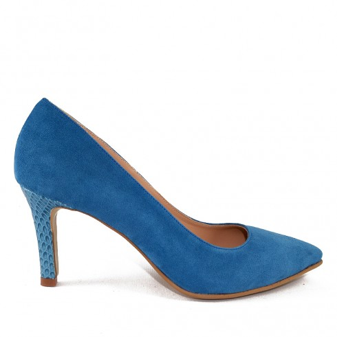 MINI STILETTO BLUE