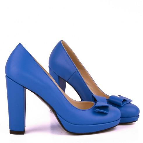 PANTOFI STRONG BLUE - poza 2