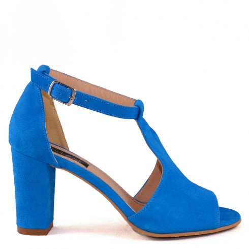 SANDALE ELECTRIC BLUE  - poza 2