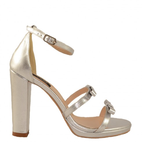SANDALE SILVER MADISON
