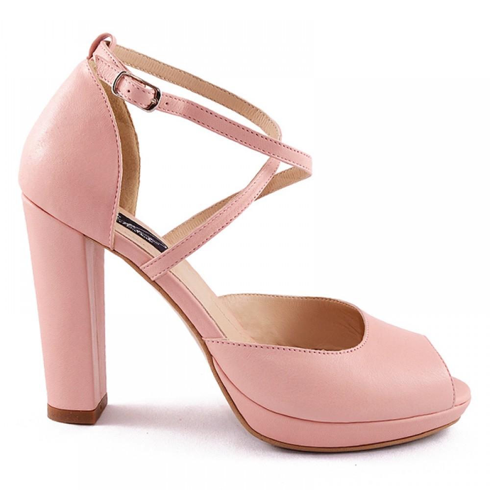 Sandale Roz Pal
