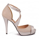 SANDALE SILVER TWO